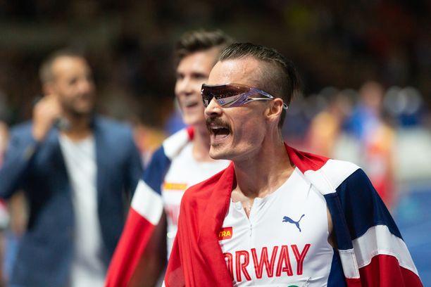 Henrik Ingebrigtsen on Norjan yleisurheilun suurimpia tähtiä.