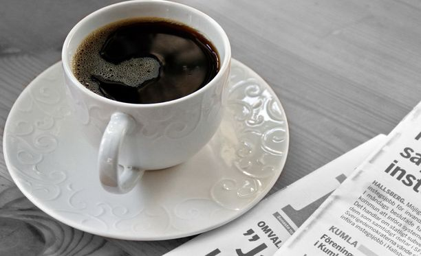 Suodatinkahvissa pääsevät kahvin vivahteet parhaiten esille.