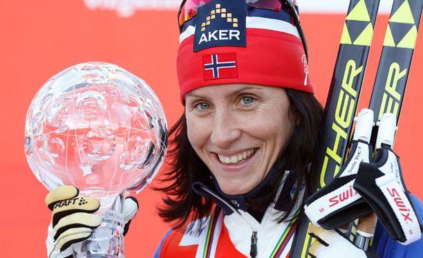Marit Björgenin elämä kiinnostaa Norjassa.