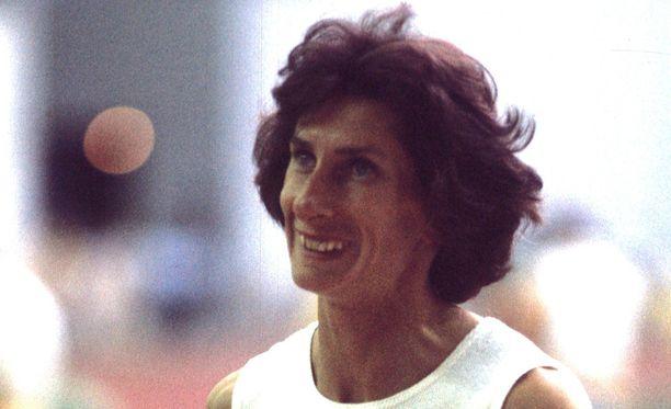 Irena Szewinska oli Puolan kaikkien aikojen menestynein olympiaurheilija.
