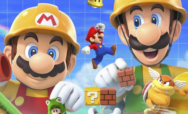 Alle kahden viikon sisällä Super Mario Maker 2:n julkaisusta pelaajat olivat luoneet jo yli 2 miljoonaa kenttää.