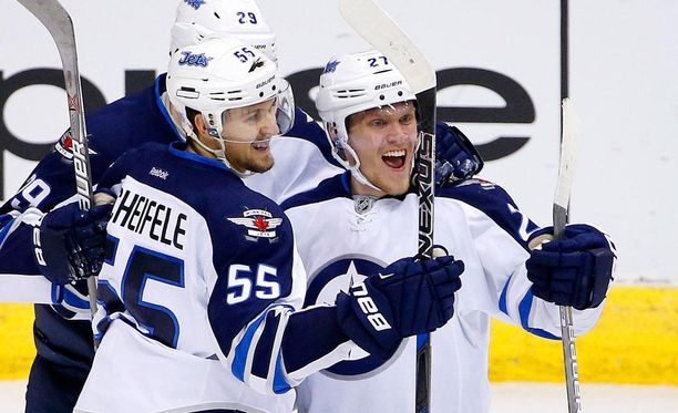 Patrik Laine, Mark Scheifele ja Nikolaj Ehlers dominoivat NHL:ää.