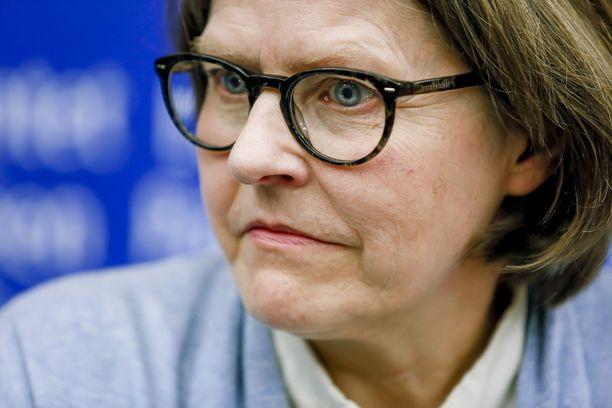 Heidi Hautalalla on sivuillaan lista äänestyspäätöksistä, joista yksi on kollega Sarvamaan mukaan vakavasti virheellinen.