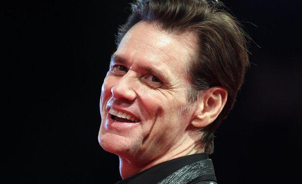 Jim Carrey on valikoinut viime vuosina vakavampia rooleja.