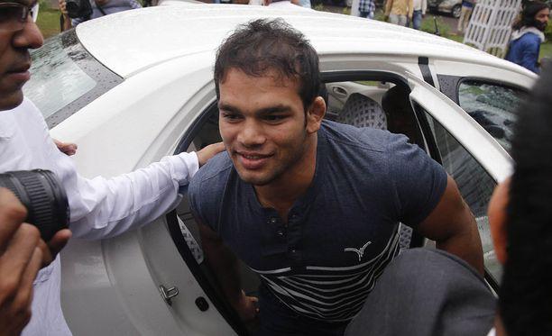 Narsingh Yadav onnistui todistamaan, ettei ole käyttänyt dopingia.