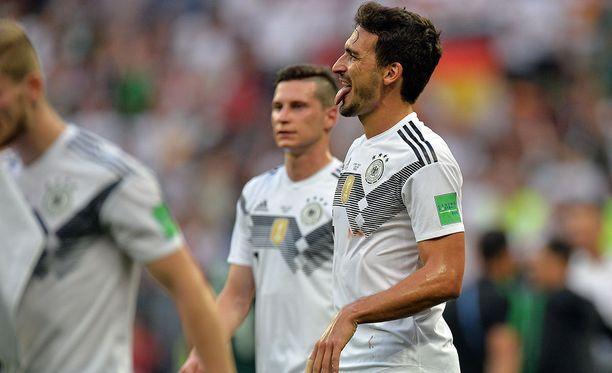 Mats Hummels taitaa tietää sen jo: tappio Meksikolle kostautuu vaikeana jatko-ohjelmana.