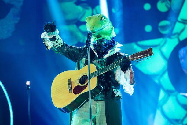 Geggosen henkilöllisyys paljastettiin Masked Singerissä
