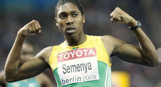 Caster Semenyan sukupuolta alettiin epäillä viime kesän huikean tulosparannuksen jälkeen.