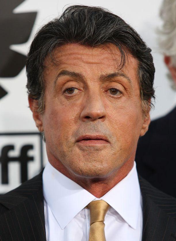 Sylvester Stallone kertoo olevansa nykyisessä suhteessaan onnellisempi kuin koskaan.