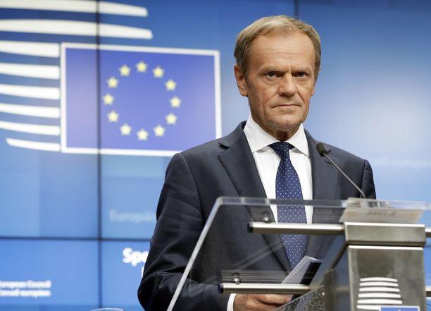 Puolan Donald Tuskin seuraajaksi ei tullut EU:n huippuvirkoihin yhtään itäeurooppalaista.