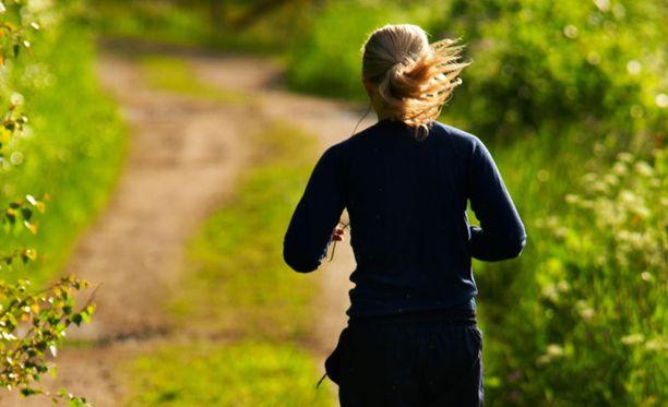 Valjasta kesäinen luonto liikuntaan.