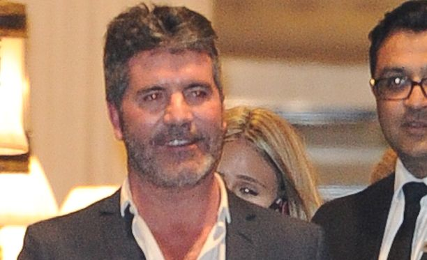 Simon Cowell on pehmeä isukki.