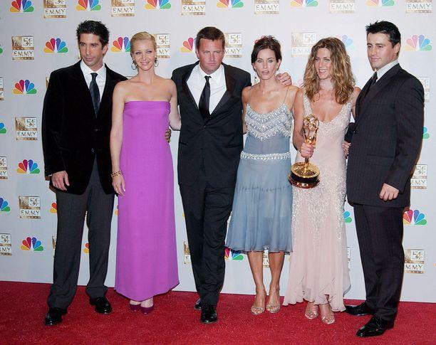 Frendien loppumisesta on 15 vuotta. Sarja teki Jennifer Anistonista, Courteney Coxista, Lisa Kudrowista, David Schwimmerista, Matthew Perrysta ja Matt LeBlancista maailmankuuluja.