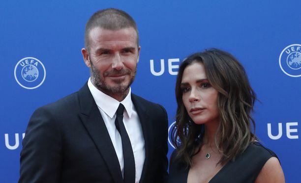 Beckhamit jatkavat yhdessä kuin ennenkin.