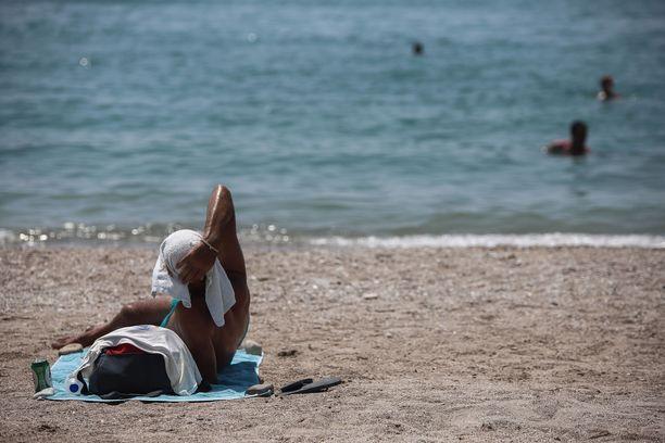 Kreikan rannoilla saatetaan nähdä lähivuosina paljon ulkomaalaisia eläkeläisiä.