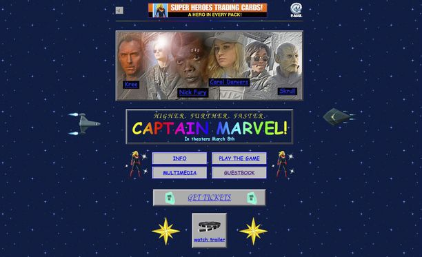 Marvel markkinoi tulevaa elokuvaansa hauskalla tavalla.