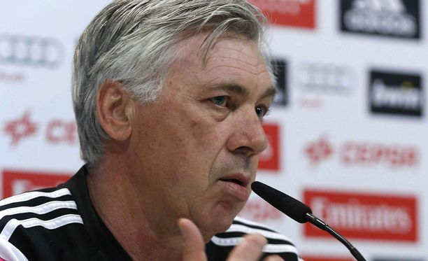 Carlo Ancelottin mukaan mestaruustaistelu ei ole vielä ohi.