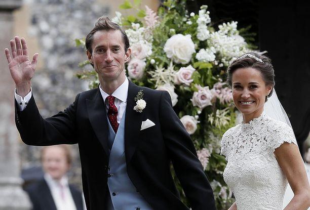 The Sunin mukaan Pippa ja James ovat haaveilleet lapsista jo jonkin aikaa.