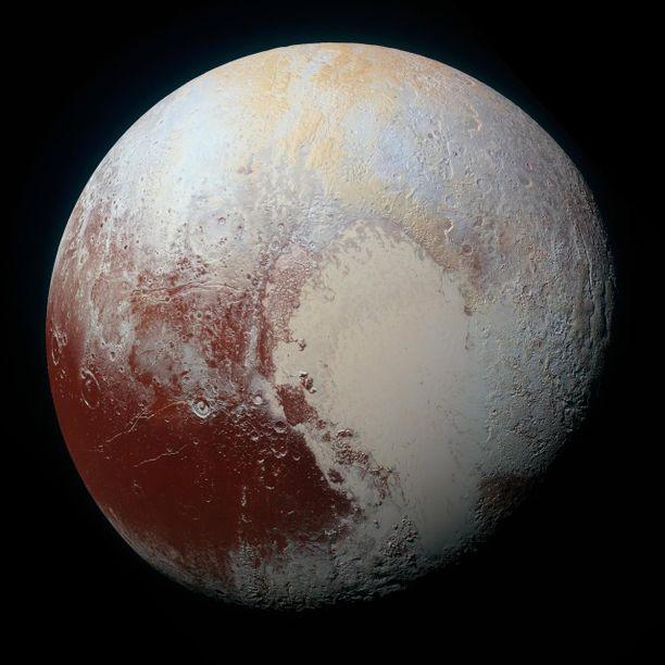 Jää nähtäväksi, tuleeko Plutosta tulevaisuudessa jälleen planeetta.