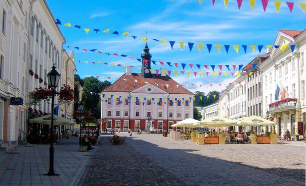 Tartto on hyvä kaupunkikohde silloin, kun Tallinna tuntuu jo liian tutulta.