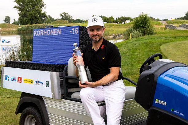Kesäkuun alussa käyty Euroopan-kiertueen kilpailu Itävallassa päättyi suomalaisittain iloisiin tunnelmiin.