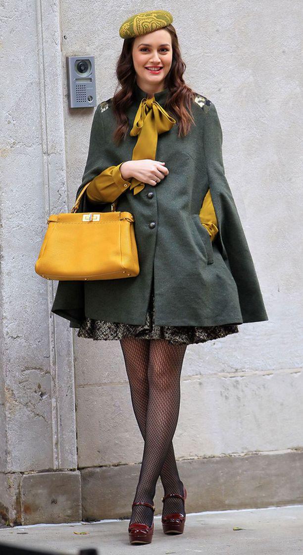 Blair on preppytyylin tiennäyttäjä. Kaunotarta näyttelee Leighton Meester.