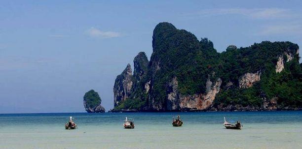 Phi Phin saaren jylhät maastot ovat näkyneet muiden muassa James Bond -elokuvassa 007 ja kultainen ase.