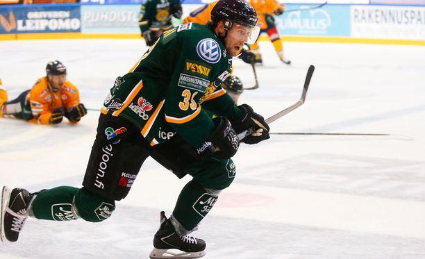 Vojtech Polak pelasi viime kaudella Ilveksessä.