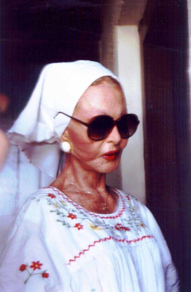 Näyttelijä vuonna 1991.