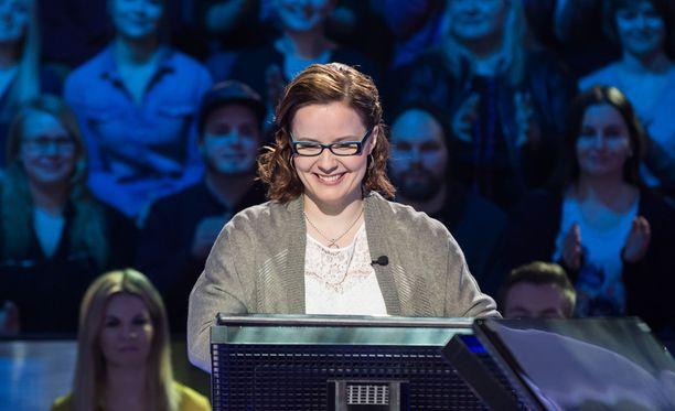 Hanna Matinmikko voitti 15 000 euroa.