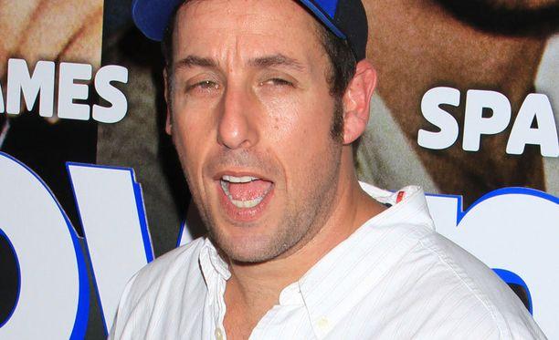 Adam Sandler ei tuonut juuri voittoa.