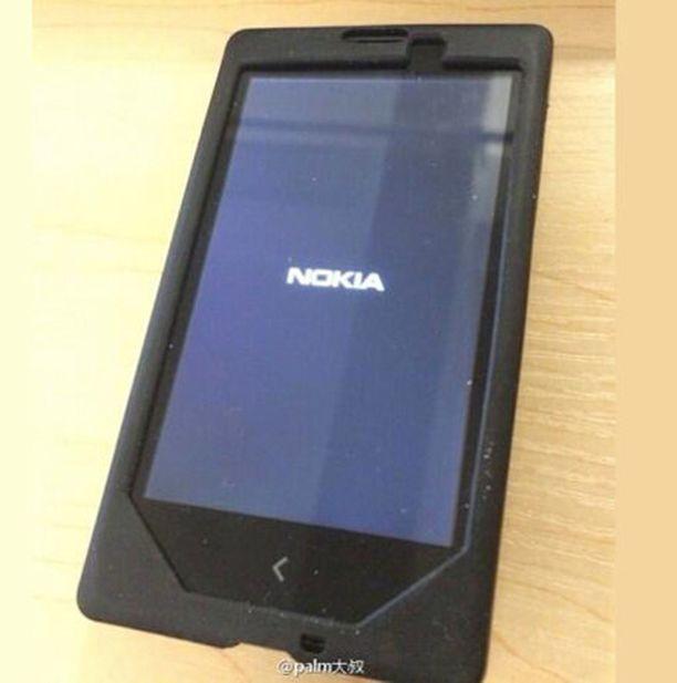 Onko tässä Nokian Android-puhelin?