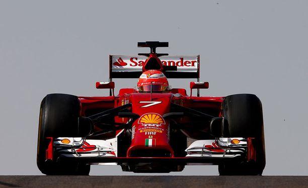Ferrarin taustat ovat vaihtuneet floppikauden jälkeen lähes kokonaisuudessaan.