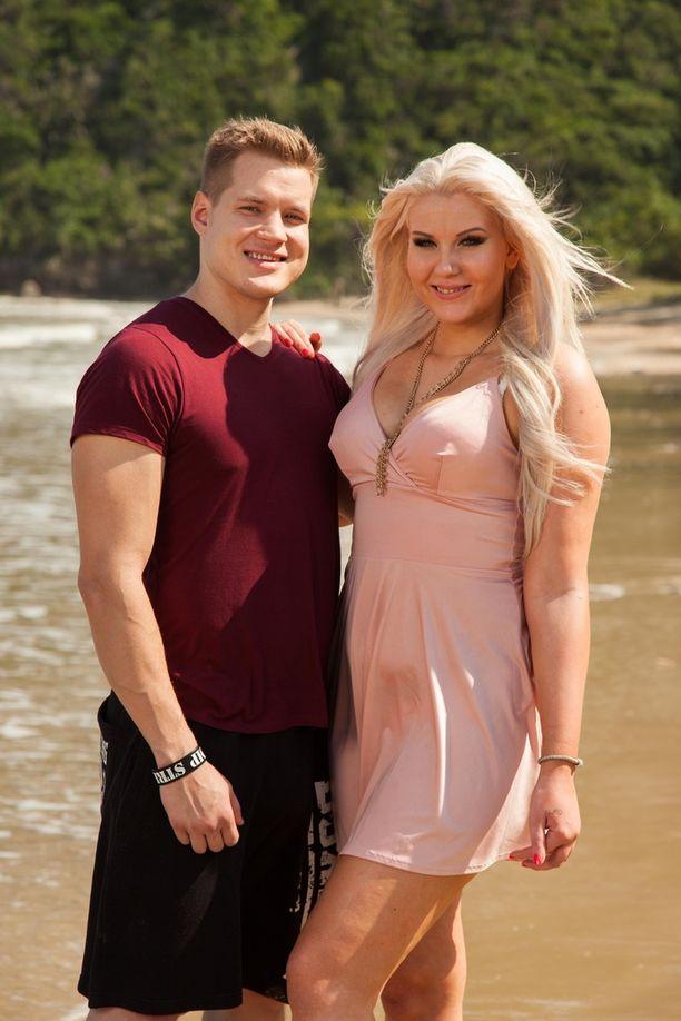 Vilma ja Juuso olivat kolmannella kaudella Temptation Island Suomi -ohjelman seurattu pari.