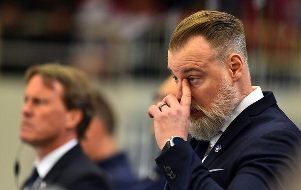 Rikard Grönborgin pesti Ruotsin maajoukkueessa päättyi rajuun pettymykseen.