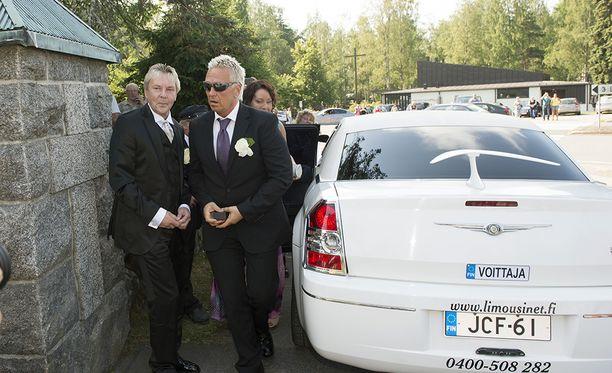 Kai Merilä on pahoillaan siitä, ettei häntä päästetty Matti Nykäsen siunaustilaisuuteen. - Uskon, että Matti olisi halunnut minut sinne.