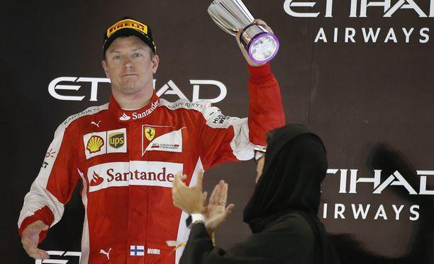 Kimi Räikkönen kritisoi sitä, että yksi mies suunnittelee kaikki uudet F1-radat.