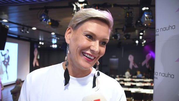 Heidi Sohlberg suuntaa täysillä eteenpäin.