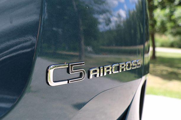 Aircross on Citroënin katumaasturien nimi.