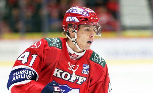 Miro Heiskanen ampui ottelun voittomaalin jatkoajalla.