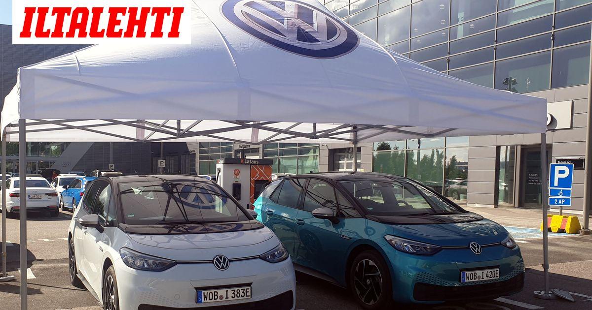 Volkswagen Id.3 Hinta