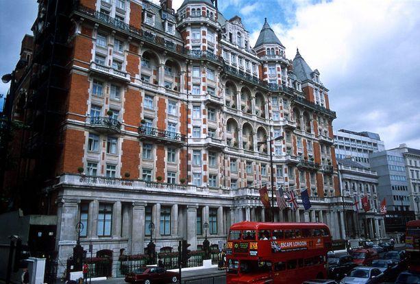 Mandarin Oriental Hyde Park on ylellinen hotelli Lontoossa.