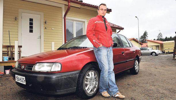 """AUTO JA OMISTAJA Antti Juntumaa pitää Nissanin ongelmia nyt """"olleina ja menneinä""""."""