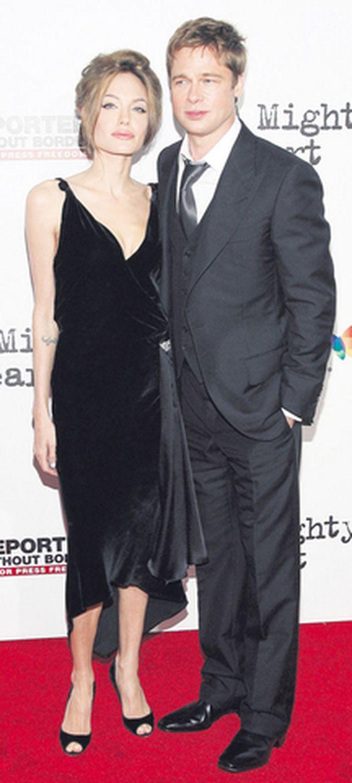 Angelina Jolie ja Brad Pitt suunnittelevat näyttelijän urasta luopumista ja muuttoa Berliiniin.