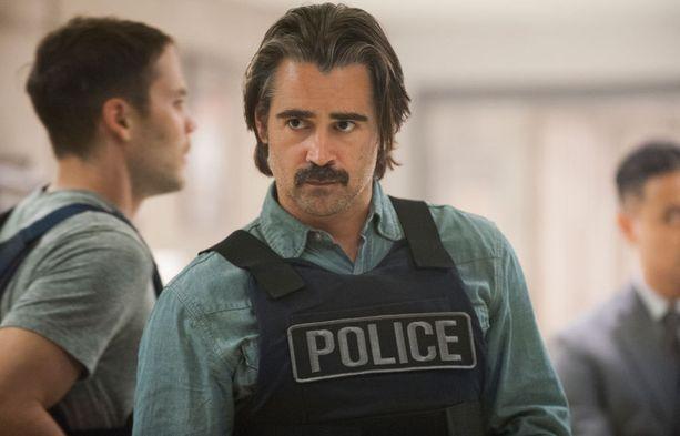 Colin Farrell on kertonut voivansa samaistua roolihahmonsa raastavaan menneisyyteen, sillä hänellä on siitä omakohtaista kokemusta.