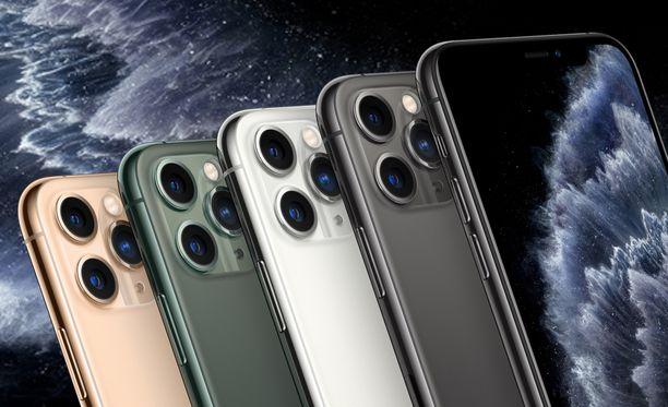 Applen uusi kameraratkaisu saattaa vaatia enemmän muistia.