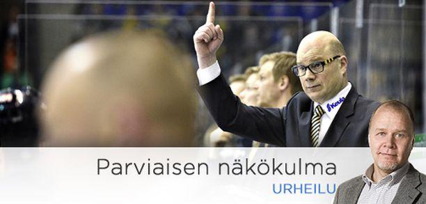 Risto Dufva jättää Lukon tämän kauden jälkeen.