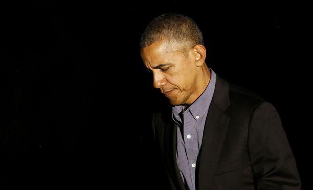 yhdysvaltain presidentti Barack Obama on tuominnut Nizzan hyökkäyksen.