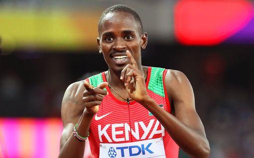 Maailmanmestari sai kahden vuoden dopingpannan – hurja määrä kenialaisia kilpailukiellossa