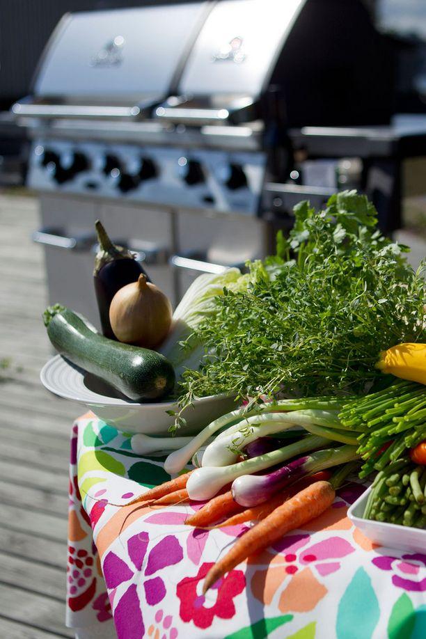 Jos esikypsennät vihanneksia, tulee niistä entistä parempia.